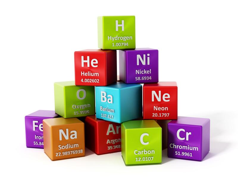 Sind Zink, Kupfer Und Eisen Im Wasser Wichtige Spurenelemente?
